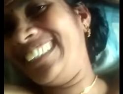 Unavailable Mallu aunty having fun with lover