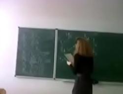 www.Addictedpussy.com - Male Students Upskirt Their Hot Female Teacher