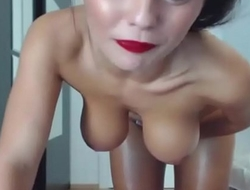 Perfect hanging tits!