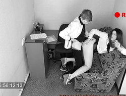 Boss Fucks Married Secretary - Cam Recorded
