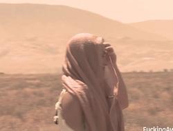 Gabriella Paltrova Fucks in the Desert