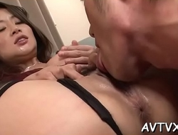 Banging a impure hot oriental pussy