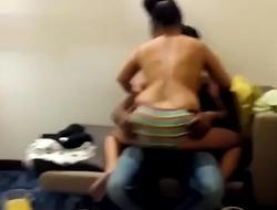 Indian telgu Bhabhi doing sex