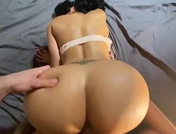 POV sex with amazing latina