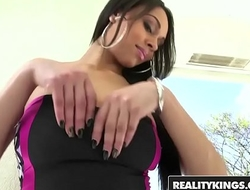 RealityKings - Round and Brown - (Bethany Benz, Tarzan) - Booty On Benz