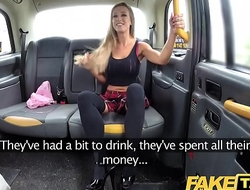 Fake Taxi Elfin body and fat tits takes fat cock in deep anal