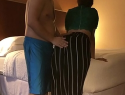 dirty Wife cheats in Skimp in Hotel