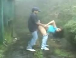 Fucking in the rain