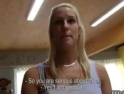 Public Pickup Girl Seduces Tourist For A good Bang 07