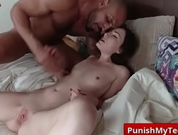 Submissived presents Hatefucking A Snitch with Nina Nirvana free porn video 02