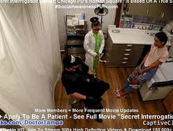 xxxSecret Interrogation Center: Homan Squarexxx Chicago Police Take Jackie Banes To Secret Detention Center To Be Disputed By Officer Tampa and Nurse Lilith Rose @CaptiveClinic porn tube vids