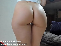 Most Perfect Round Bubble Ass You WIll Ever See