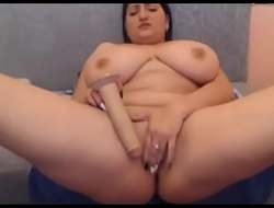 Big boobs pussy toying live show xxx