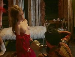 Mainstream nudity.  Genevieve Angelson shows TandA but a couple of others show brief full frontal. Orgy chapter and nude photo shooting - s01e05 Good Girls Revolt