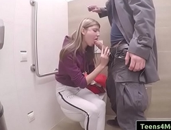 Russian Teen Loves Money with Gina Gerson free part-01 from Teens Love Money