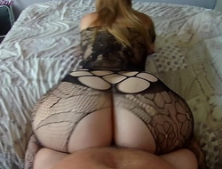 Cum medial my step sister and keep fucking her big ass!