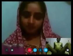 pakistani webcam fraud call girl horny bitch part 45
