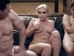 Christie Stevens Fucked Hard By Husband and Stepson