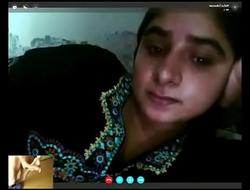 pakistani webcam fraud call girl horny bitch part 38
