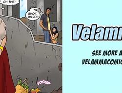 Velamma Episode 115 - Sacked apart from Vandals