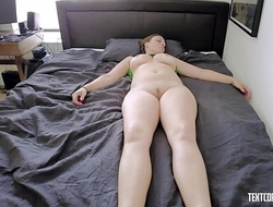 Hot MILF with Huge Tits Touched while Napping - Melanie Hicks