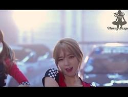 Race Queens Overdose - Kpop PMV 11