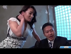 Rei Kitajima great fuck scenes be advisable for assignation hardcore - More at javhd.net