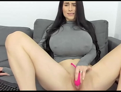 Milky Bigtits Cheatting with real boobs