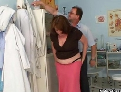 Big milk sacks mature mommy gets her covetous