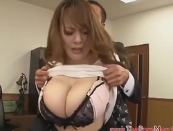 Hitomi tanaka large mangos oriental compilation