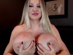 Busty boob