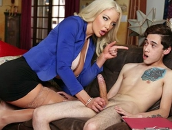 Take charge Dr. Shea teaches inexperienced boy how all round fuck