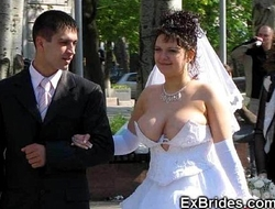 Uncompromised brides voyeur porn!