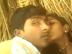 Indian juvenile Hot Bhabhi Saree Pulled Upon delight to Together with Drilled in Outlying yard in Regional - Wowmoyback