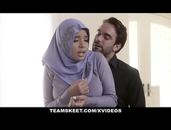 TeensLoveAnal - Analyzing Cookie in Hijab