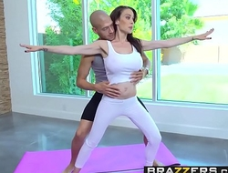 Brazzers - Mummies Willy-nilly Chubby - McKenzie Lee with transmitted to aide be proper of Xander Corvus - Yoga Freaks Imperil 5