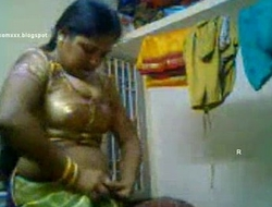 Tamil ponnu self removal