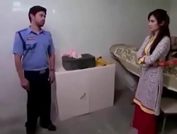 young Indian sister relentlessly fucked by sheet anchor guard Hindi porn
