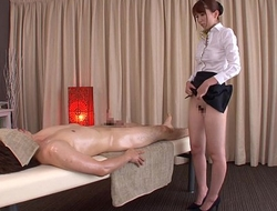 Subtitled traditional Japanese abysmal knead Yui Hatano